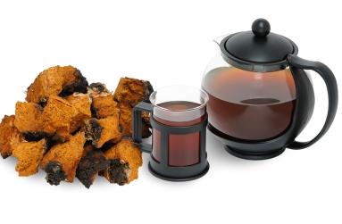 Chaga-Tea
